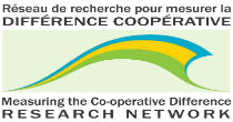 """Measuring the Cooperative Difference Research Network"
